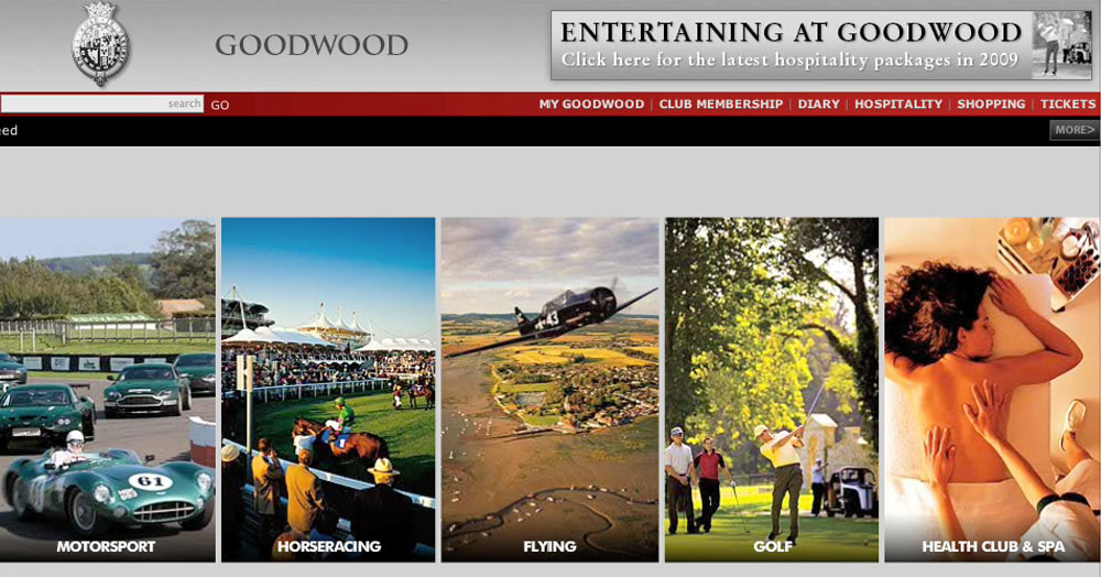 The Goodwood Estate Company Ltd